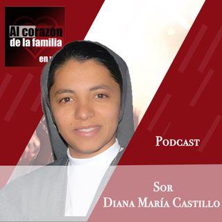 Entrevista Sor Diana María Castillo Podcast