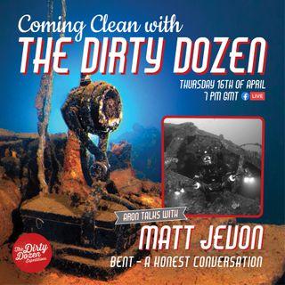 Episode #2: Matt Jevon; In recovery from COVID-19