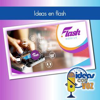 Ideas en flash