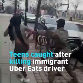 Episode 40 - 15 & 13 Year Old Girls Arrested For Killing Pakistani Uber Driver In Washington D.C