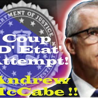 Andrew McCabe   Drive Time With Steven Clip