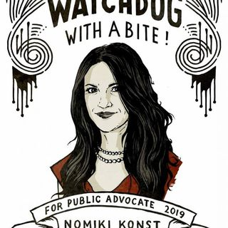 Running for Public Advocate with Nomiki Konst