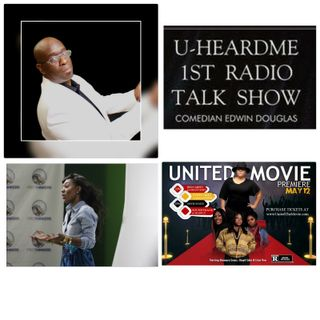 Uheardme 1ST RADIO TALK SHOW - Chayil Eden - Songwriter, Christian Hip Hop Artist, Doctor and Actress