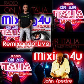 Remixando end Mixing4u Live 25-09-2020