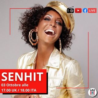 Senhit, rappresenterà San Marino all'Eurovision Song Contest 2021