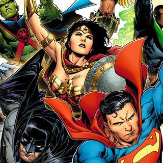 QUARANTINE BONUS EPISODE - The Justice League