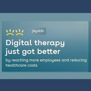 Joyable: Online Cognitive Therapy for Anxiety & Depression