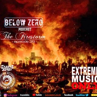 BELOW ZERO - THE FIRESTORM