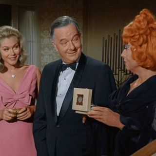 Season 4:  Episode 147 - BEWITCHED:  Season 1:  Episodes 9 - 12