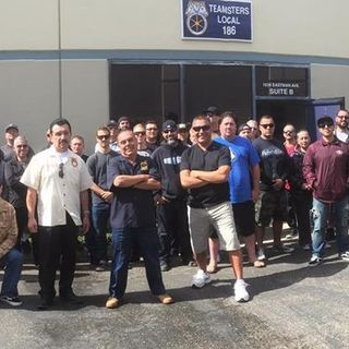 """TEAMSTERS 186 RADIO """"WHAT'S GOIN' ON SHOW""""-General Membership Meeting 10-13-19"""