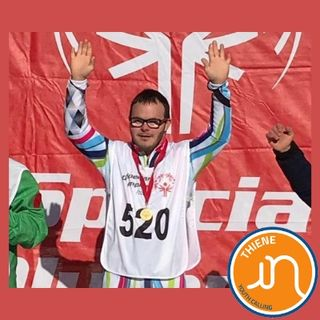 Ang Radio Thiene Youth Calling #4- Role Model -  Michael Carollo atleta pluripremiato con sindrome di Down