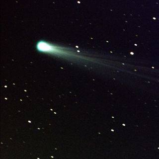 243-Comet Ahoy