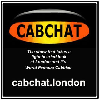 Cab Chat Special - Taxi Charity by Mark Wakely