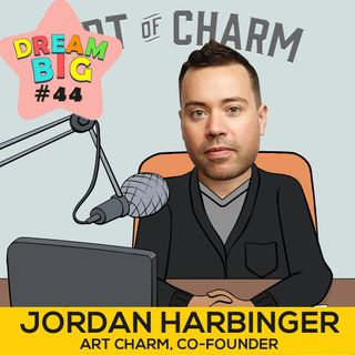 DB 044: Jordan Harbinger On The Art Of Charm & How To Make A Great First Impression