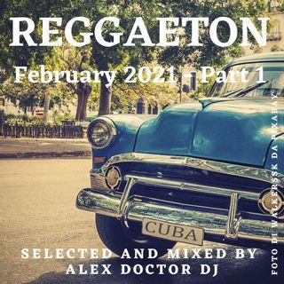 #91 - February 2021 - Reggaeton - part 1