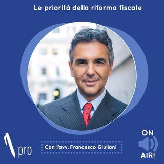 Skill Pro - Le priorità della riforma fiscale: nuovi rapporti tra fisco e contribuenti. Con l'avv. Francesco Giuliani