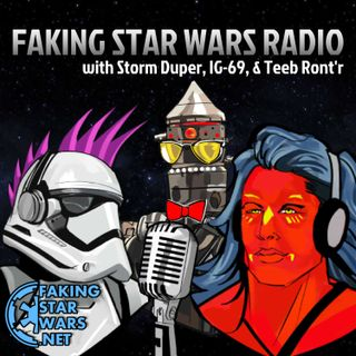 Interview w/ Ev Cosplay from Faking Star Wars Radio
