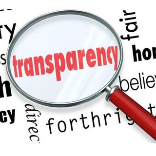 Transparency - Morning Manna #2817