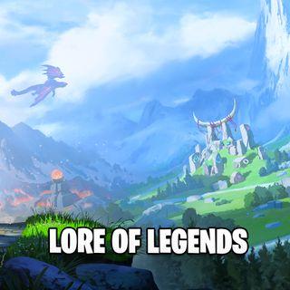 Il Mondo di Runeterra - Lore di LoL