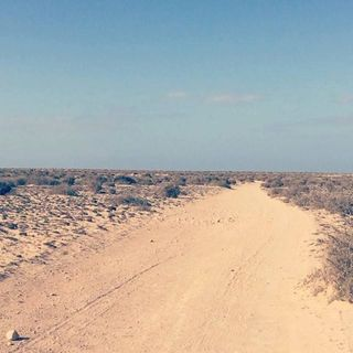 Un p'tit air de désert #naturelovers #desert #sable #soundofsilence #theworldismyhome #simplici