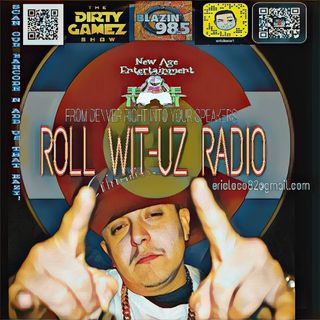 ROLL WIT UZ RADIO LIVE ME MIX