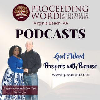Proceeding Word PODCASTS