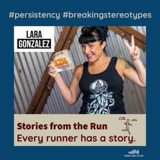 "182 Marathons & Ultras without a ""Runners Body"" | Lara Gonzalez"