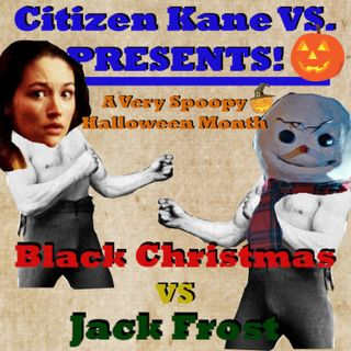 Black Christmas vs Jack Frost: A Spooptacular Halloween Month - With Special Guest Rob Feetham