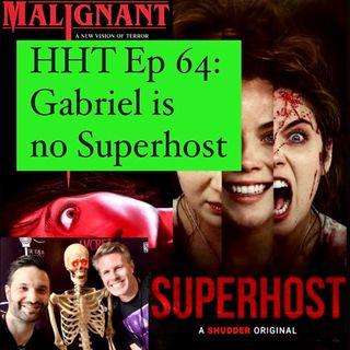 Ep 64: Gabriel is no Superhost