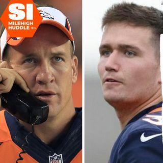 BTB #217: Peyton Manning Breaks Silence on Drew Lock's 2021 Outlook