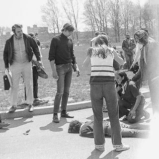 Remembering May 4th 1970. The Kent State Oddity.