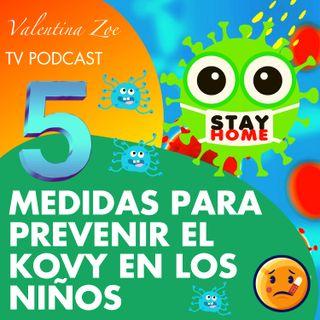 MEDIDAS para PREVENIR la PANDEMIA en los NIÑOS👨👩👧👦 | Cuarentena
