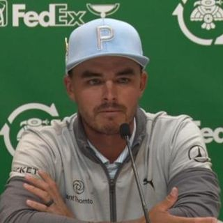 FOL Press Conference Show-Thurs Jan 30 (WMPO-Rickie Fowler)