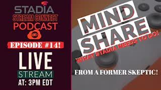 #SSCPodcast №014 - Former Stadia skeptic opens up! | Thoughts of now and future... Plus news