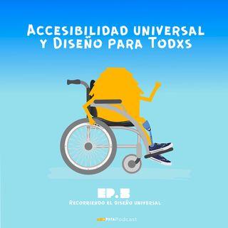 T1E5: Recorriendo el diseño universal con Pedro Javier Jaramillo