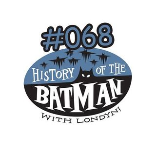 #068: Batgirl Day 2016 - Q&A with Hope Larson, Julie and Shawna Benson