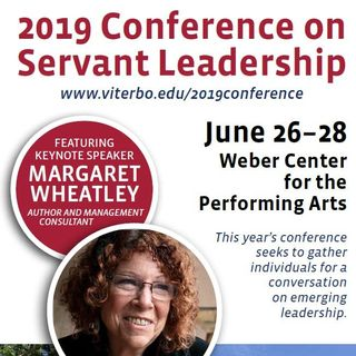 E1 Viterbo -Servant Leadership - Conference Coming