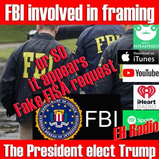 Morning moment FBI involved in framing The President elect Trump Aug 29 2018