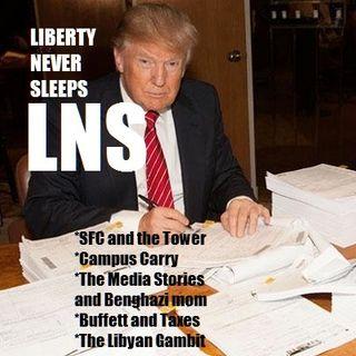 Liberty Never Sleeps 08/02/16 Show