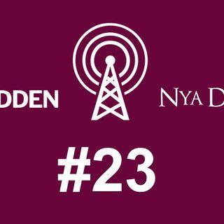 NyD-podden #23 – Syrienkonflikten, Korea och svenska underrättelsetjänster