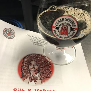 Cedar Springs Brewing's 'Silk & Velvet' a tribute to the Great Daryl Nathan
