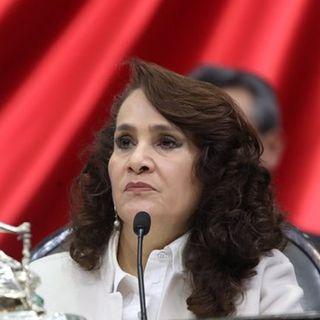 Cofece guardián de intereses privados: Dolores Padierna