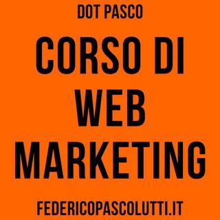 Corso di Web Marketing Online - Errori da evitare - Dot Pasco
