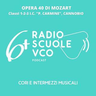 Opera 40 Mozart