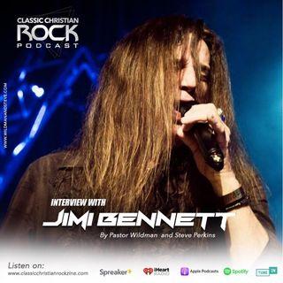 Depending on God- Jimi Bennett