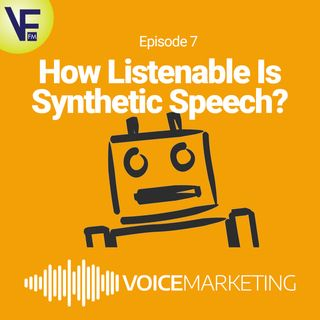 How listenable is synthetic speech?