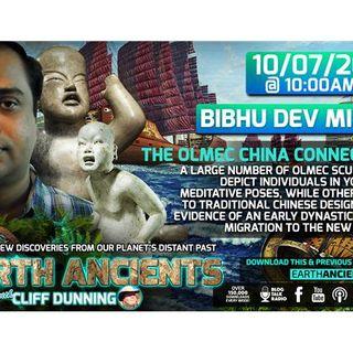 Bibhu Dev Misra: The China-Olmec Connection