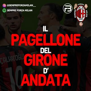 PAGELLONE GIRONE D'ANDATA