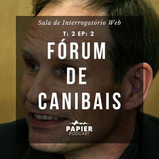 O fórum de canibais - O caso de Armin Meiwes