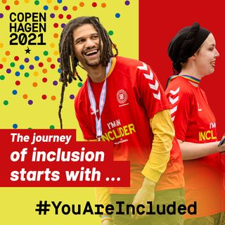 14. The journey of inclusion starts with….